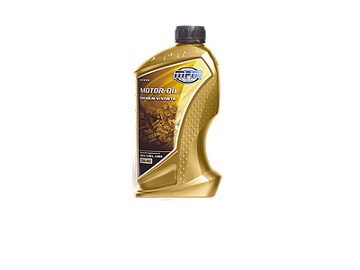 Mpm motoroil 5w 40 premium synthetic 1l autofox for Types of motor oil weight